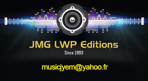JMG LWP Editions Home Studio  et Parcours musical Jean marc Godfroid